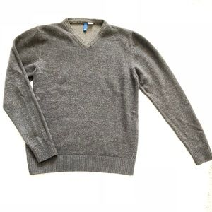 H&M Gray Wool Sweater